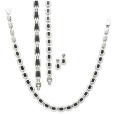Magnetic necklace with far infrared technology, AMAZING!