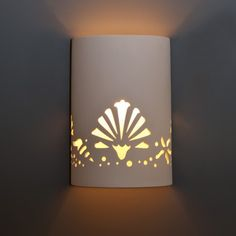 The wide Fabby seashell motif is casual with a touch or grandure. Ideal for hospitality and home Fabby lighting blends the contemporary ideal with tghis ... & Nautical Wall Sconces Lighting   ... Interior Wall Lights ... azcodes.com