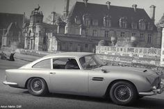 etStyle. Speed. Sexiness. For 50 years, James Bond has dazzled us with his debonairness while driving some of the most high-tech sports cars we'd never yet seen. In honor of the November 9th release of 'Skyfall', we've decided to show you the coolest ones...by far.