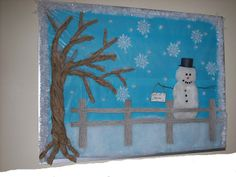 My Winter 2013 Bulletin Board
