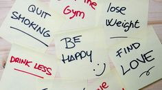 By June, six months into the New Year, only 40 percent of those who make a New Year's resolution are still sticking with the goal.