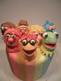 Together Again Muppets