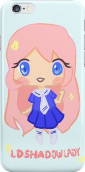 'LDShadowlady~' iPhone Case by Mika-Miyuki Weather Rock, Cool Diy, Iphone Case Covers, Protective Cases, Youtubers, Iphone 6, Fangirl, Drawings, Famous People