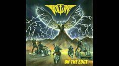 Volture - On The Edge (Full Album)