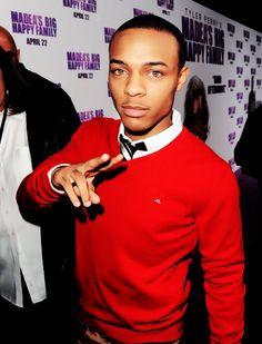 """Bow Wow Photos Photos: Screening Of Lionsgate Films' """"Tyler Perry's Madea's Big Happy Family"""" - Red Carpet Happy Family Photos, Family Stock Photo, Family Pictures, Bow Wow Movies, Shad Moss, Lil Bow Wow, Hip Hop Atlanta, Dark Men, Best Bow"""