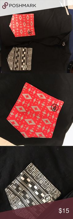 Volcom basic pocket tees Brand new. Take both for 15 Brandy Melville Shirts Tees - Short Sleeve