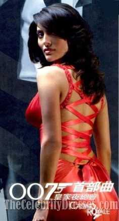 Caterina murino sex with james bond