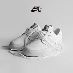 Nike SB Zoom Stefan Janoski: all white