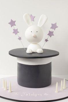 hello naomi: bunny cake + magic party inspiration!