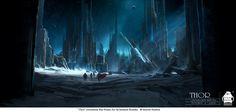 MICHAEL KUTSCHE: Thor - Arrival in Jotunheim