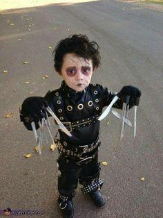 Little Edward Scissorhands.