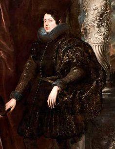 Filippo Spinola di Tassarolo by Antoon van Dyck 1624