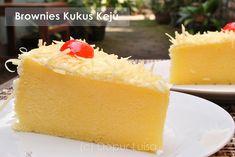 Brownies Kukus Keju - Recipe from myTaste Yummy Cookies, Cake Cookies, Cupcake Cakes, Cupcakes, Brownies Kukus, Resep Cake, Asian Cake, Steamed Cake, Brownie Recipes