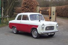 1959 Ford Anglia Maintenance/restoration of old/vintage vehicles: the material for new cogs/casters/gears/pads could be cast polyamide which I (Cast polyamide) can produce. My contact: tatjana.alic@windowslive.com