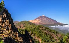 Mount Teide: are you up for it? Cycling Holiday, Yorkshire Dales, Tenerife, Mount Rainier, Britain, Images, The Incredibles, Tours, Mountains