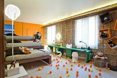 Confira sugestões para decorar o quarto de bebês e crianças - BOL Fotos - BOL Fotos
