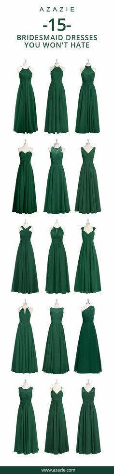 Bridesmaid Dresses Vintage Ideas