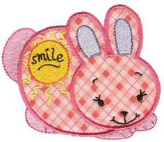 184 Sweet Inspirations Applique - Bunnycup Embroidery   OregonPatchWorks