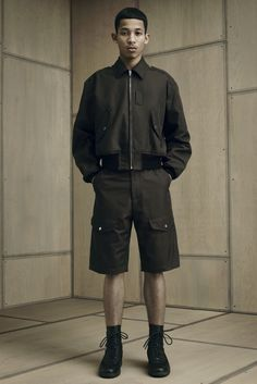 Alexander Wang Spring 2016 Menswear Fashion Show