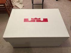 #sneakersbox #bigshoesbox #giantshoesbox #shoesbox #installationinstructions #plans #DIY #doityourself #nike #jordan #iverson #nikeair #lebron #storage #box #sneakers #sneakersaddict