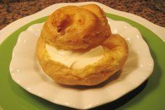 Low Carb Bavarian Cream..or ( Cream Puff Filling). Photo by gailanng