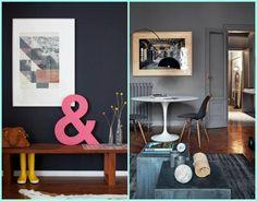 cores de paredes cinza