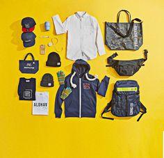 木梨サイクルの期間限定ショップが伊勢丹メンズ館に ISETANキャップなど販売 | Fashionsnap.com