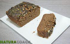 Pain sans gluten sarrasin-châtaigne