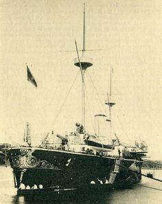 LOS CRUCEROS ACORAZADOS DE LA SERIE VIZCAYA | Vida Marítima
