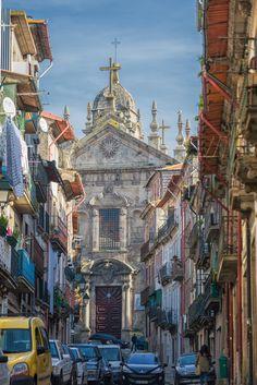 Porto, Portugal  (by Brian Hammonds )