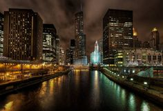 Nightlife  - Chicago Pictures