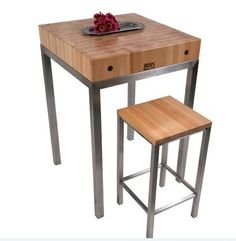 small kitchen table & stools