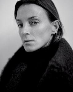 Phoebe Philo for WSJ Magazine, April 2015