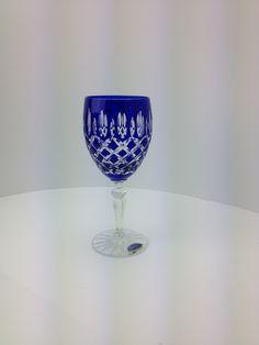Wino 2/4 KO Cobalt crystal-glass.pl