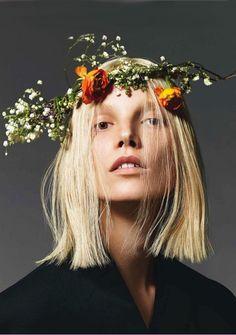 hausofbhd:  Utopies, Suvi Koponen by Mert & Marcus for Vogue Paris Mar. 13