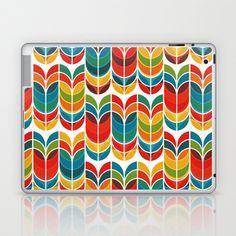 Tulip Laptop & iPad Skin by Budi Satria Kwan - $25.00