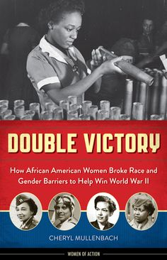 Thousands of African American women overcame race and gender barriers to help win the war. High profile women like Mary McLeod Bethune and Lena Horne were names familiar to most Americans at the time and in later years. However, there were many more women who contributed to the struggle for equality and for victory over fascism. Some of their stories are told in Double Victory.