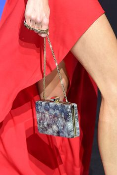 ss16 elie saab Spotlight: The Best Bags From Paris Fashion Week  - ELLE.com