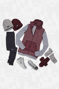 Under Armour Gifts For Her. Items that she actually wants for under $100. From leggings that will keep her warmer, longer to cozy knit gloves that work hard, everything is designed to make her better.