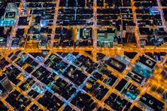 Aerial Photos Capture San Francisco's Nightlife from 7,200 Feet | The Creators Project