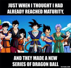 Dragonball is back, dragon Ball super! Can't wait ♡