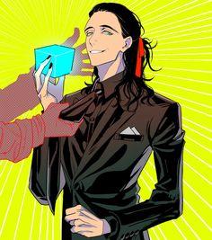 Loki by ddangooo