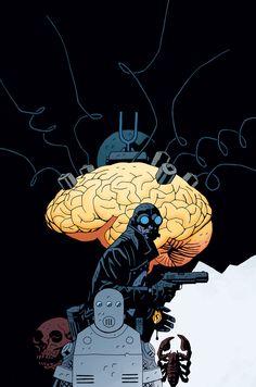 Lobster Johnson: The Iron Prometheus #3 | Mike Mignola