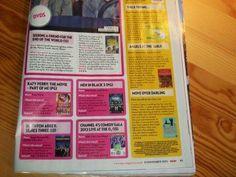 As reviewed in Star magazine Star Magazine, My Books, Stars, Sterne, Star