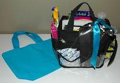 Prepared NOT Scared!: Preparedness Project - Travel Bag!