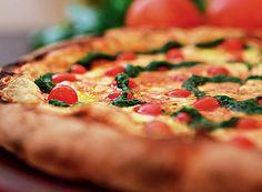 Pizza basílica