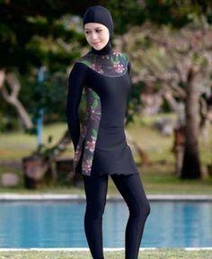more muslim swimswear at http://www.ultraupdates.com/2014/12/fashion-muslim-swimwear-collection-for-women/