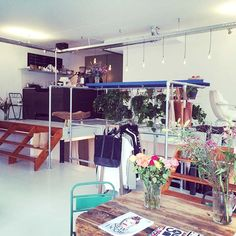 CP113 Amsterdam: concept store (fashion & coffee) at Czaar Peterstraat 113, Amsterdam-East