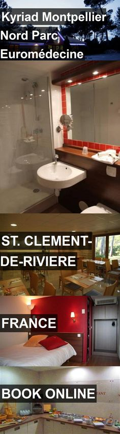 Hotel Kyriad Montpellier Nord Parc Euromédecine in St. Clement-de-Riviere, France. For more information, photos, reviews and best prices please follow the link. #France #St.Clement-de-Riviere #KyriadMontpellierNordParcEuromédecine #hotel #travel #vacation