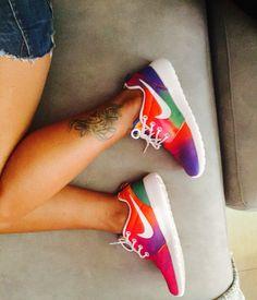 Nike colours